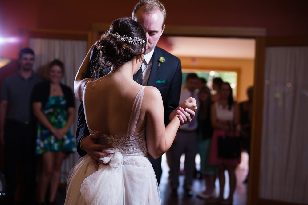 Farm Kitchen First Dance Wedding
