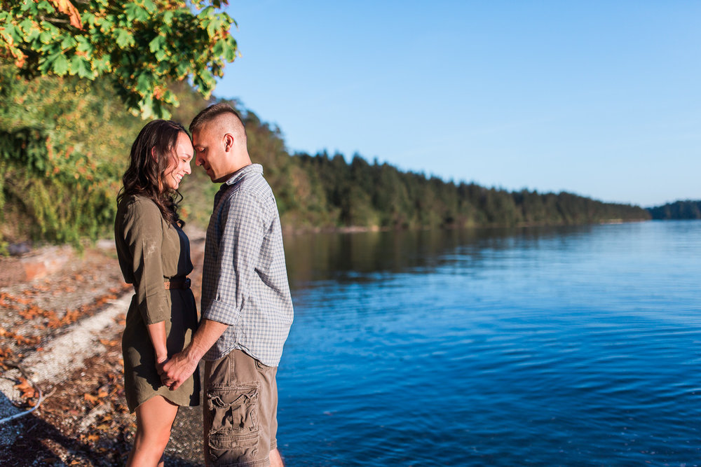 Puget Sound Couple