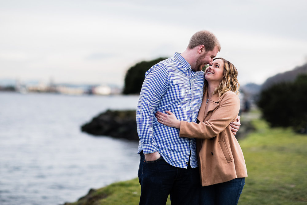 Love Engagement Photographer