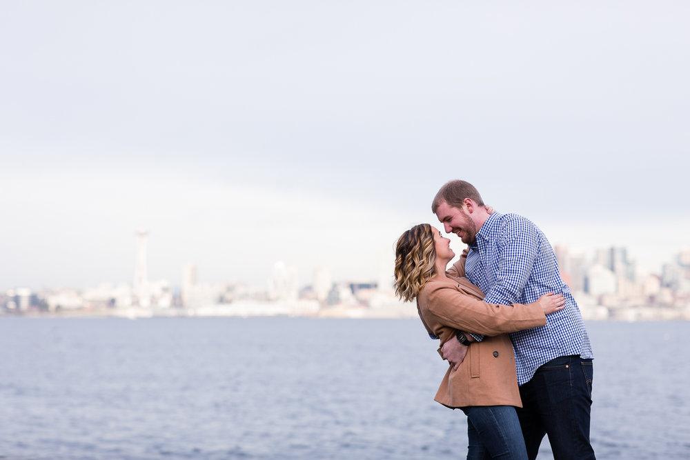 Seattle Engagement Portraits