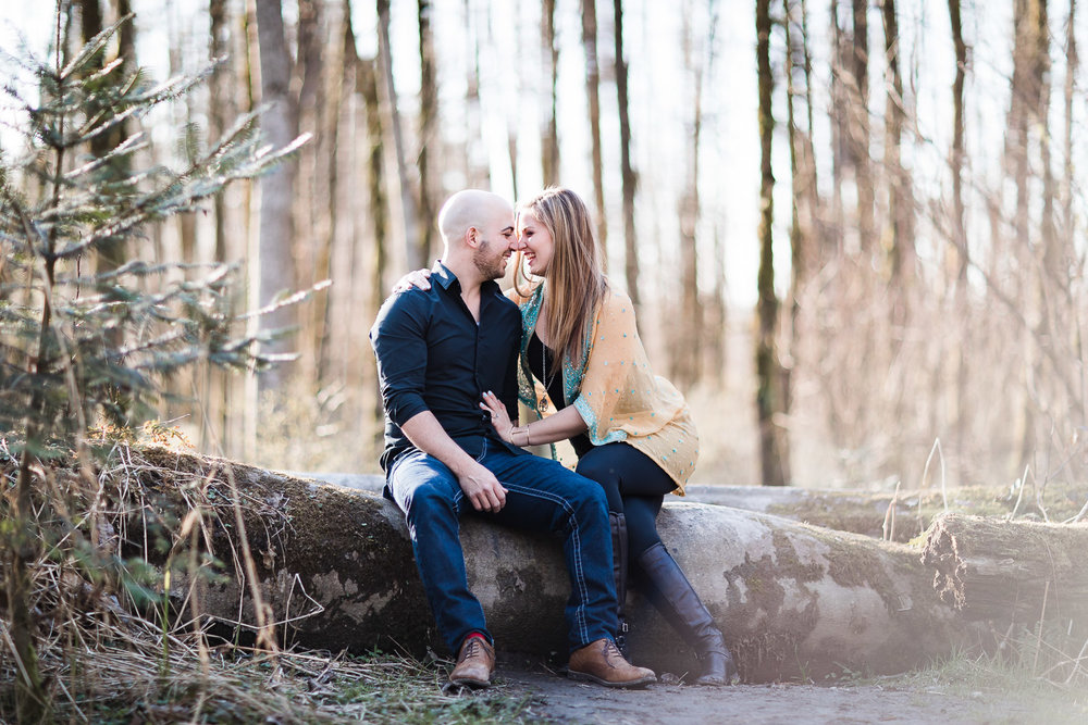 Arlington Engagement Photographer