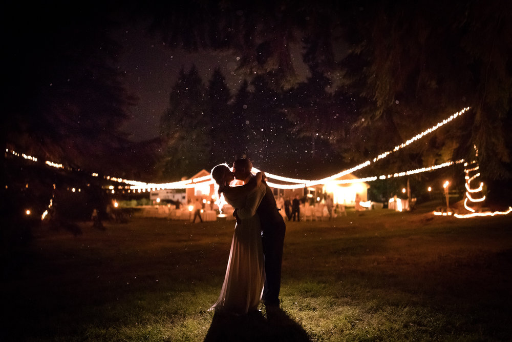 Documentary Snohomish Wedding Photography