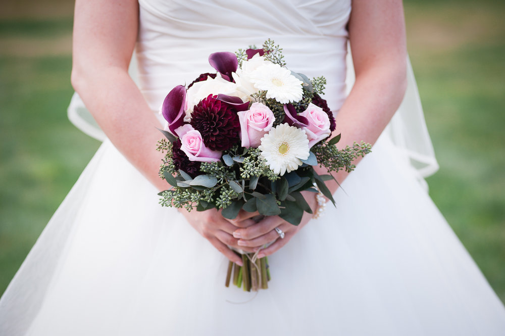Snohomish Wedding Flowers Bouquet