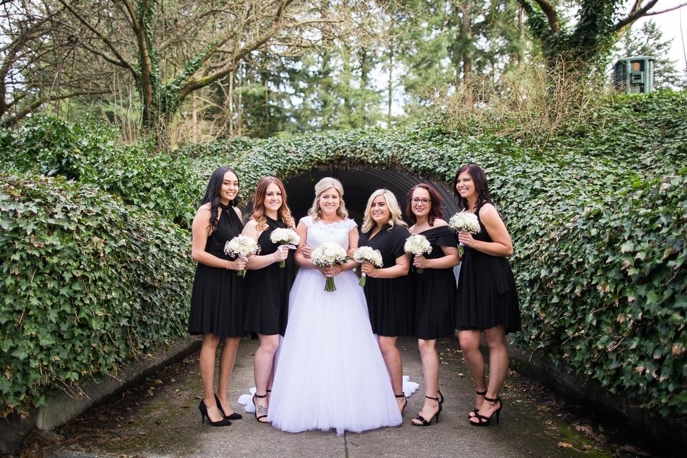 Snohomish Wedding Photography
