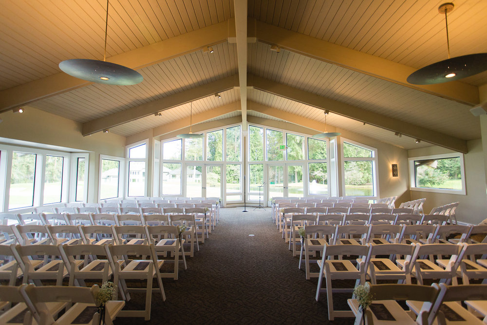 Mill Creek Country Club Wedding Ceremony Venue