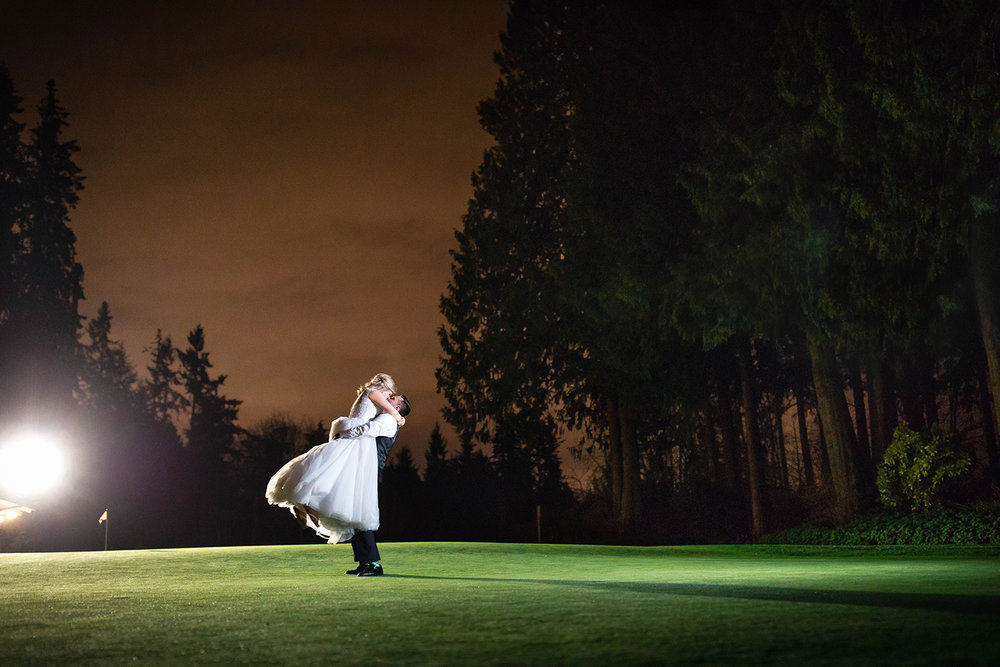 Mill Creek Country Club Golf Wedding Venue