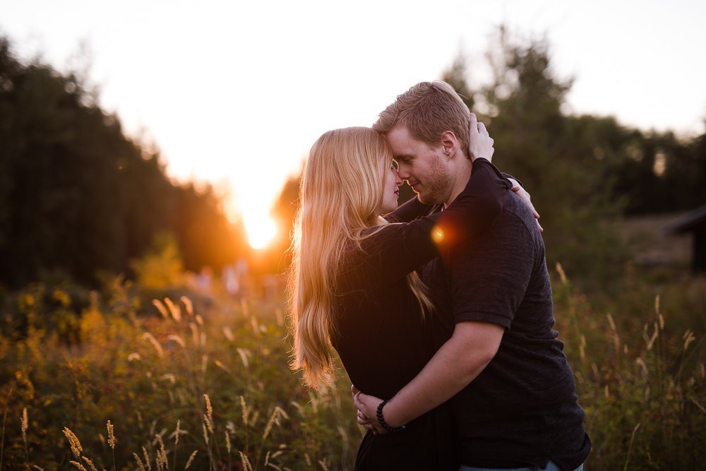 Snohomish Engagement Photographer