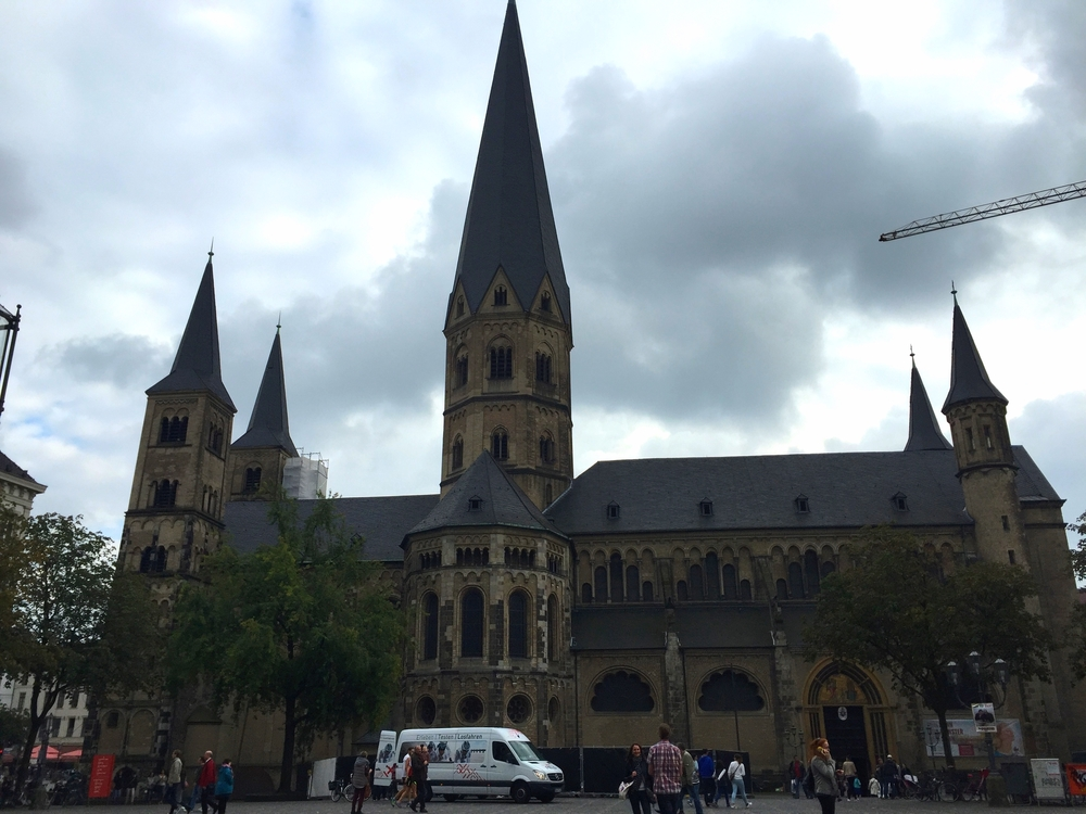 Bonn Minster (11th-13th Centuries)