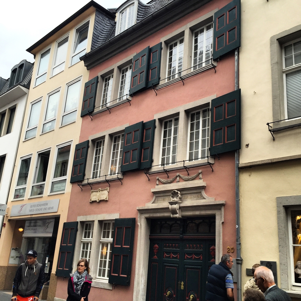 Beethoven's Birthplace