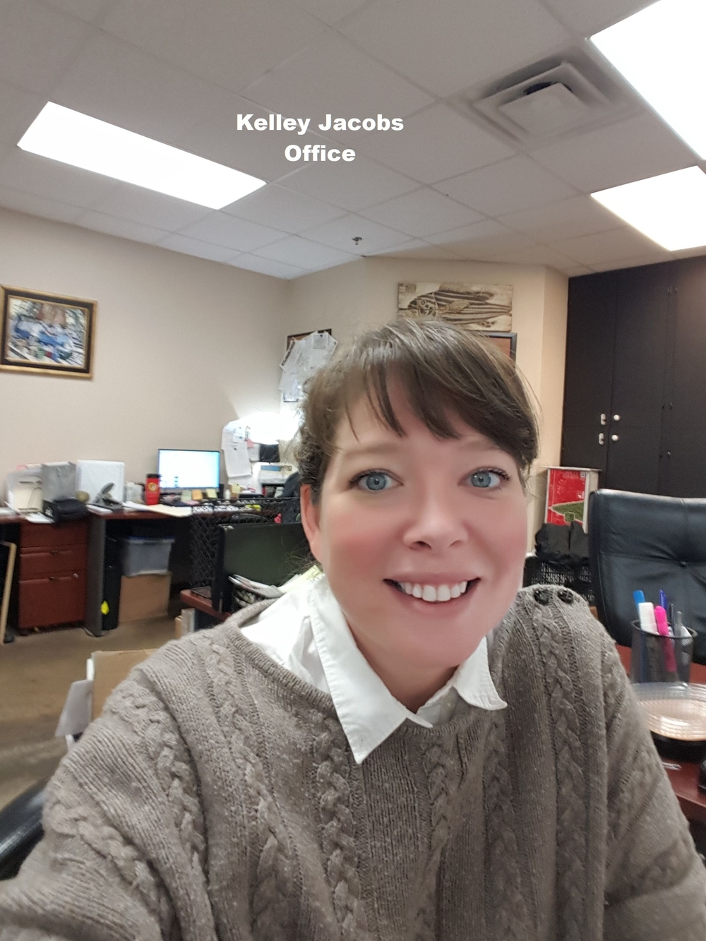 Kelley Jacobs - Office