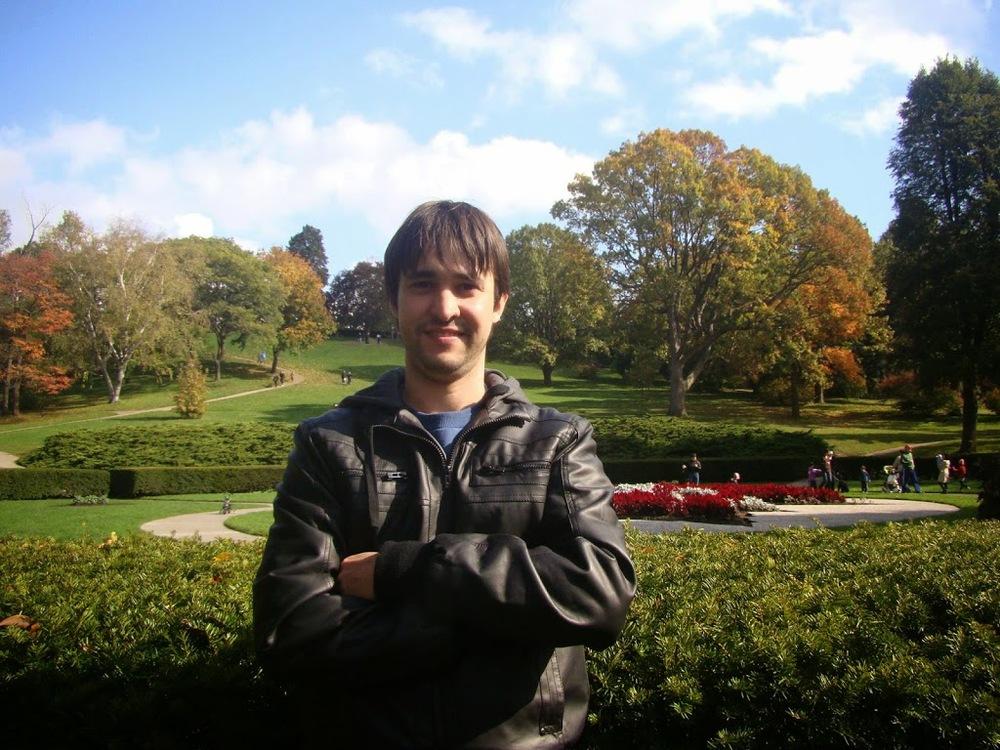 Eu no High Park