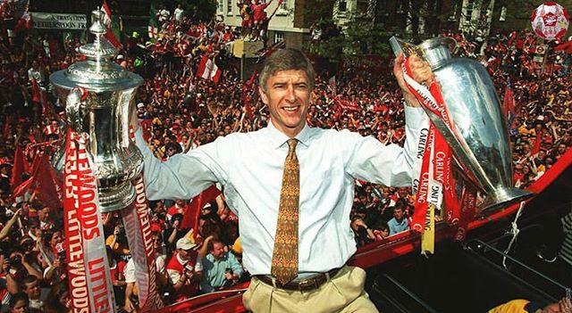 #Legend #OneArseneWenger #MerciArsene 🔴⚪️ .... · · · · · · · #arsenal #afc #arsenalfc #gooners #gunners #london #northlondon #northlondonisred #emirates #football #soccer #premierleague #england #greatbritain #arsenalamerica #thearsenal #arsenalfans #wearethearsenal #arsenalfan #arsenaltillidie