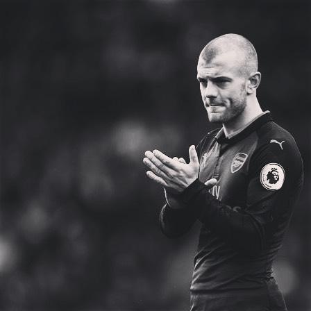 Thank you for everything @jackwilshere, good luck the rest of the way. #onceagooneralwaysagooner .... · · · · · · · #arsenal #afc #arsenalfc #gooners #gunners #london #northlondon #northlondonisred #emirates #football #soccer #premierleague #england #greatbritain #arsenalamerica #thearsenal #arsenalfans #wearethearsenal #arsenalfan #arsenaltillidie