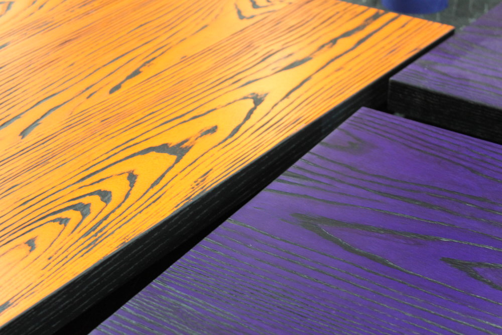 Popwood Cafe Tables