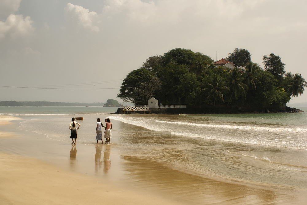 WELIGAMA, SRI LANKA