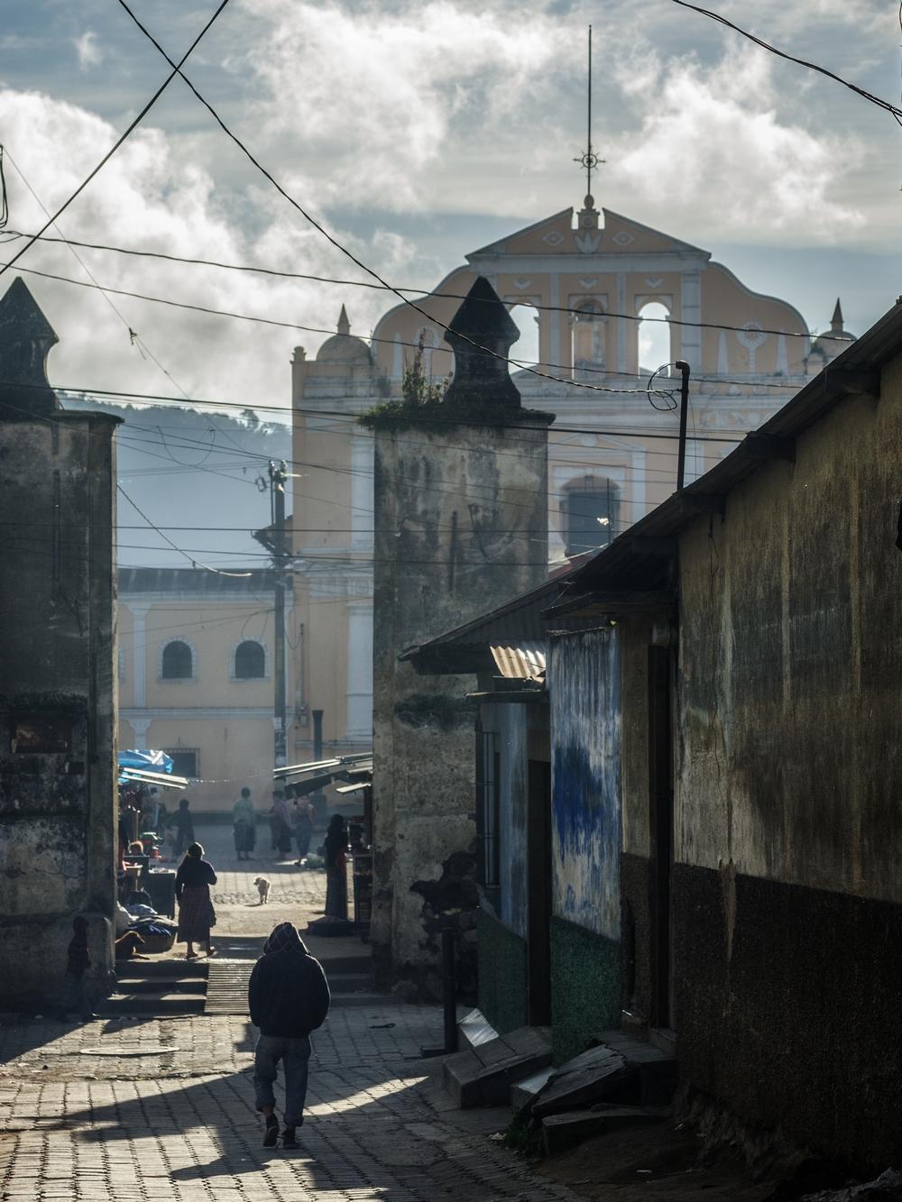 SANTA MARIA DE JESUS, GUATEMALA