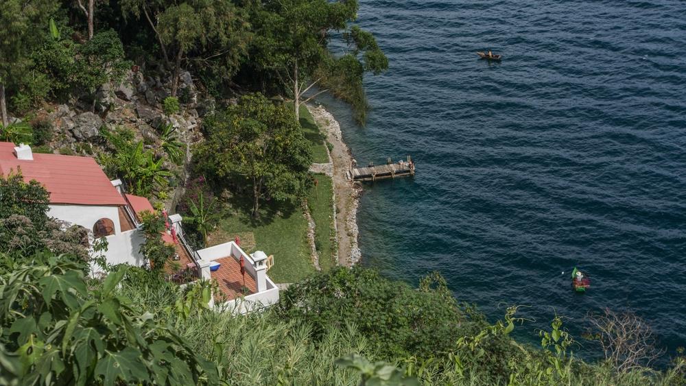 LAGO DI ATITLAN, GUATEMALA
