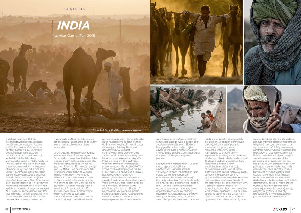 STORY ABOUT PUSHKAR CAMEL FAIR 2015 1/2