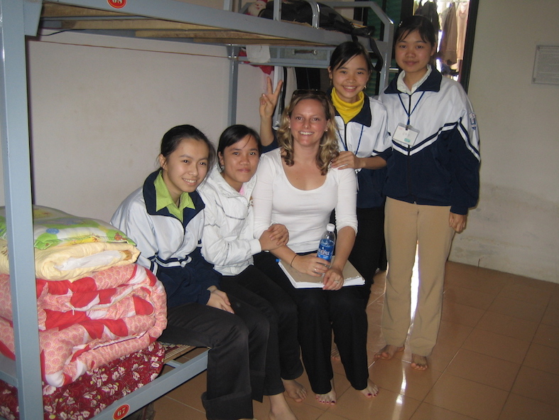 Kamaji Tree womens coaching centre_girls school vietnam
