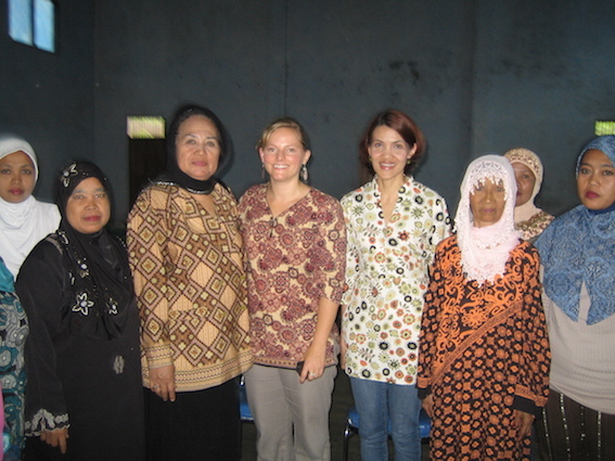 Kamaji Tree womens coaching centre_gender Indonesia