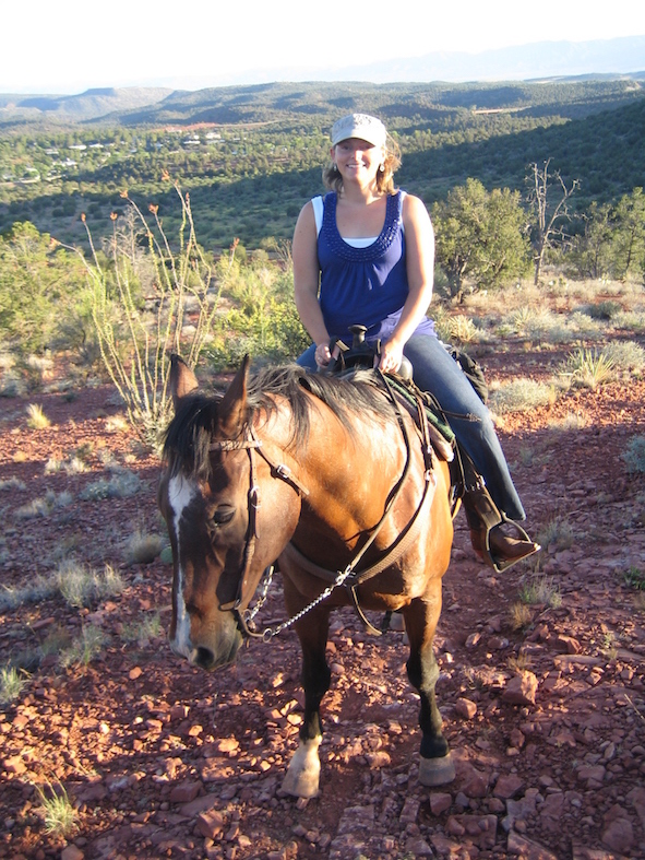 Kamaji Tree womens coaching centre_horseriding arizona