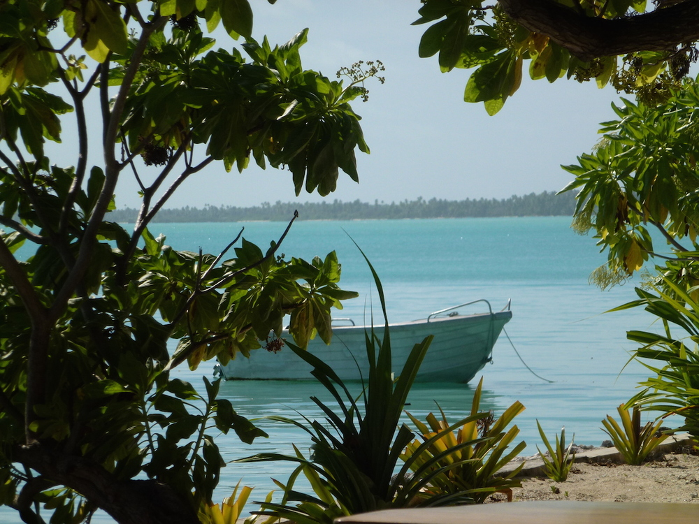 Relaxing on the weekend while working in Kirabati - a Pacific Island.JPG