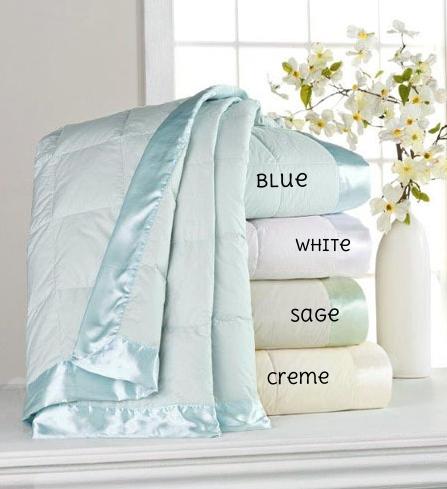 white down blankets - Down Blankets