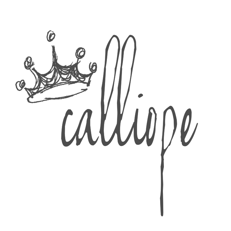 Calliope - Graphic, Logo + Web Design