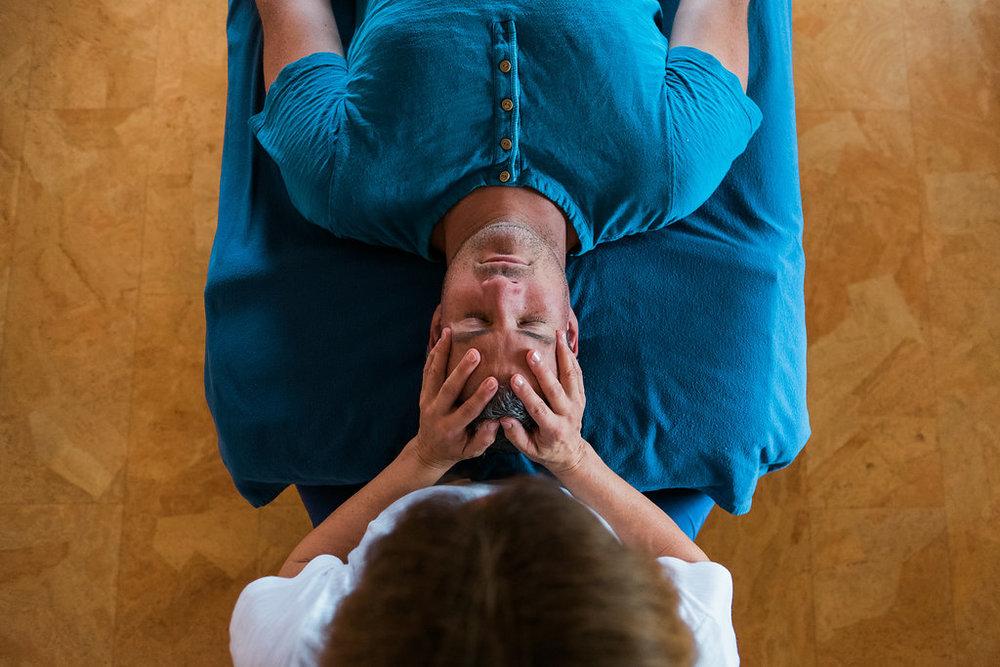 CranioSacral Therapy -