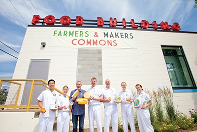 Food Service News: Minneapolis Entrepreneurial Food Hub