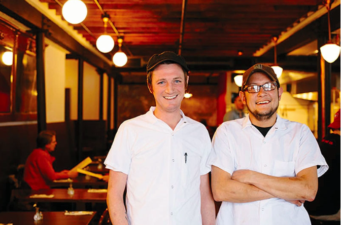 Food Service News: Luke Kyle of Draft Horse
