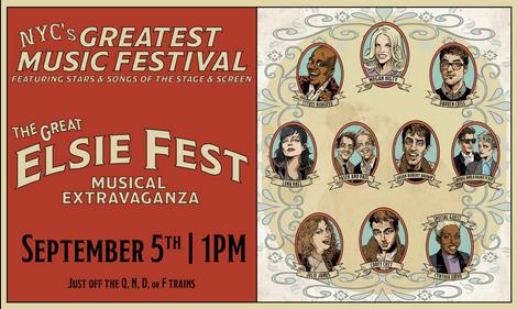 2016 Elsie Fest Poster