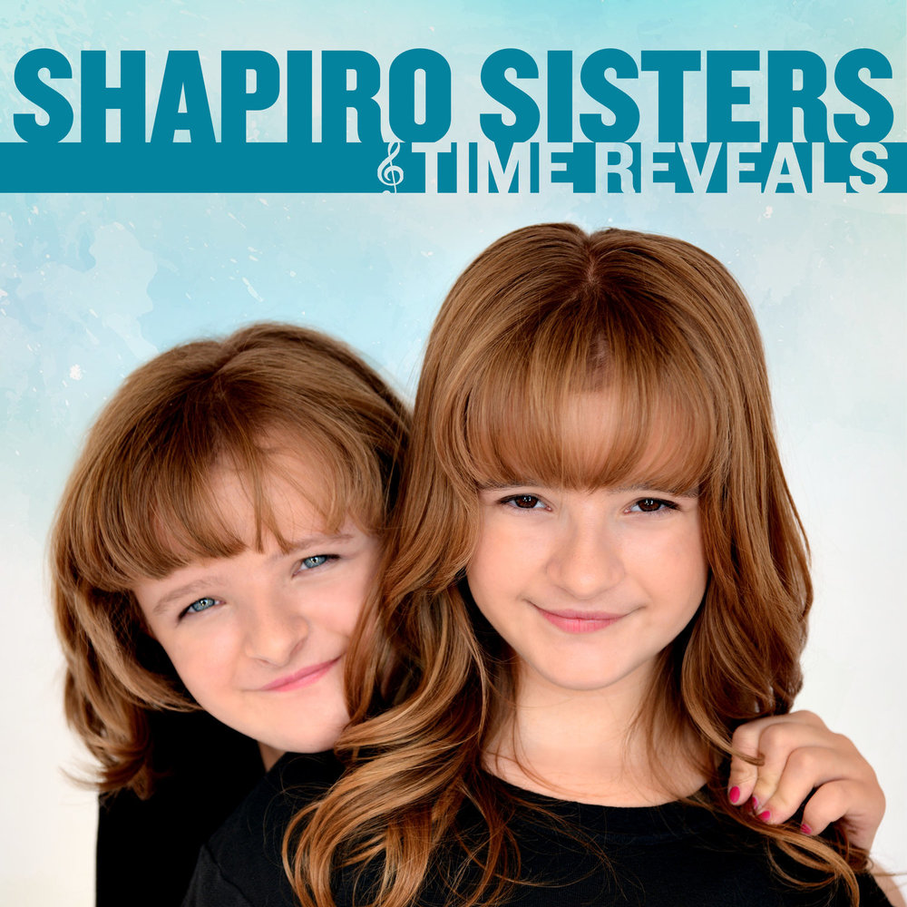 Shapiro Sisters - Time Reveals (EP) Album Art