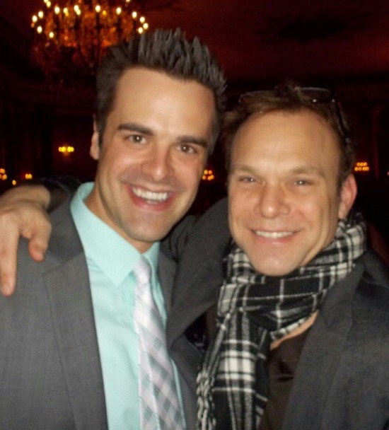 Michael J Moritz Jr and Norbert Leo Butz