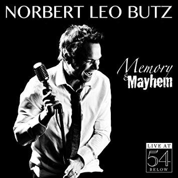 Norbert Leo Butz - Memory and Mayhem: Live at 54 Below