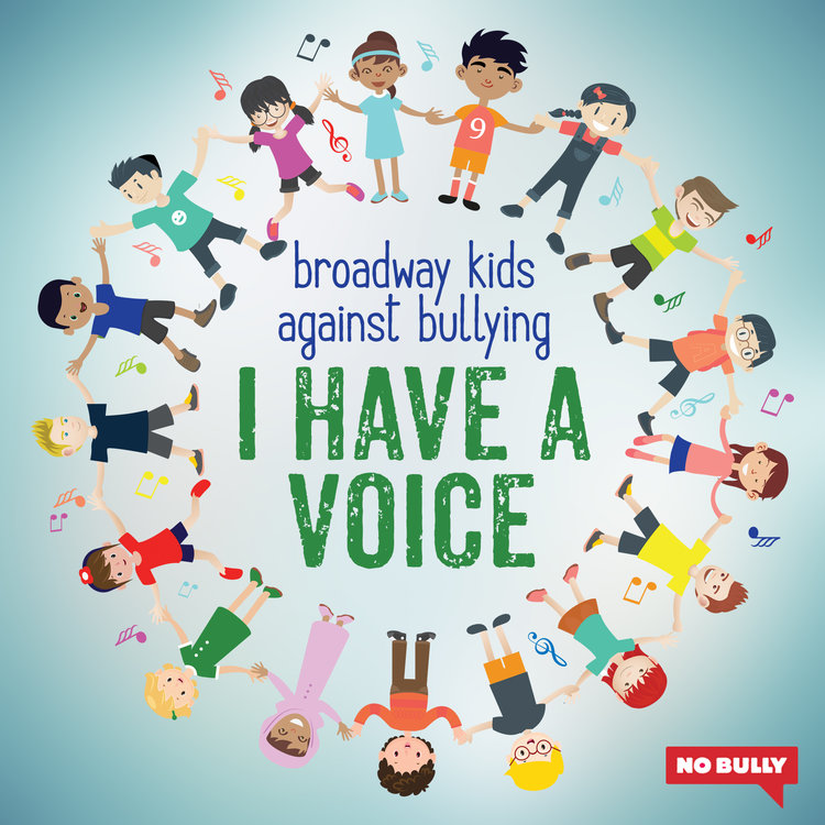Broadway Kids Against Bullying - I Have A Voice