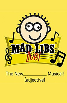 Mad Libs Live! Logo