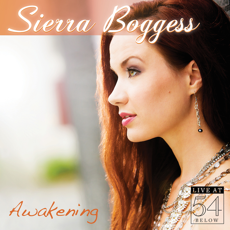 Sierra Boggess - Awakening: Live at 54 Below