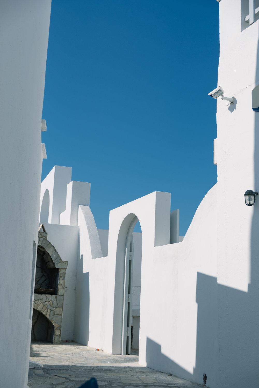 Santorini - Atlantida Villas