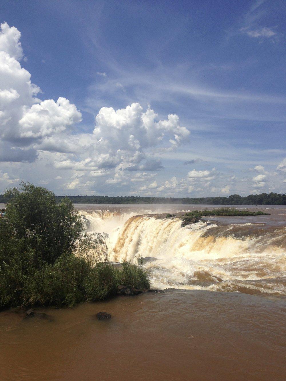 Garganta del Diablo, Iguazú Falls, Argentina/Brazil border
