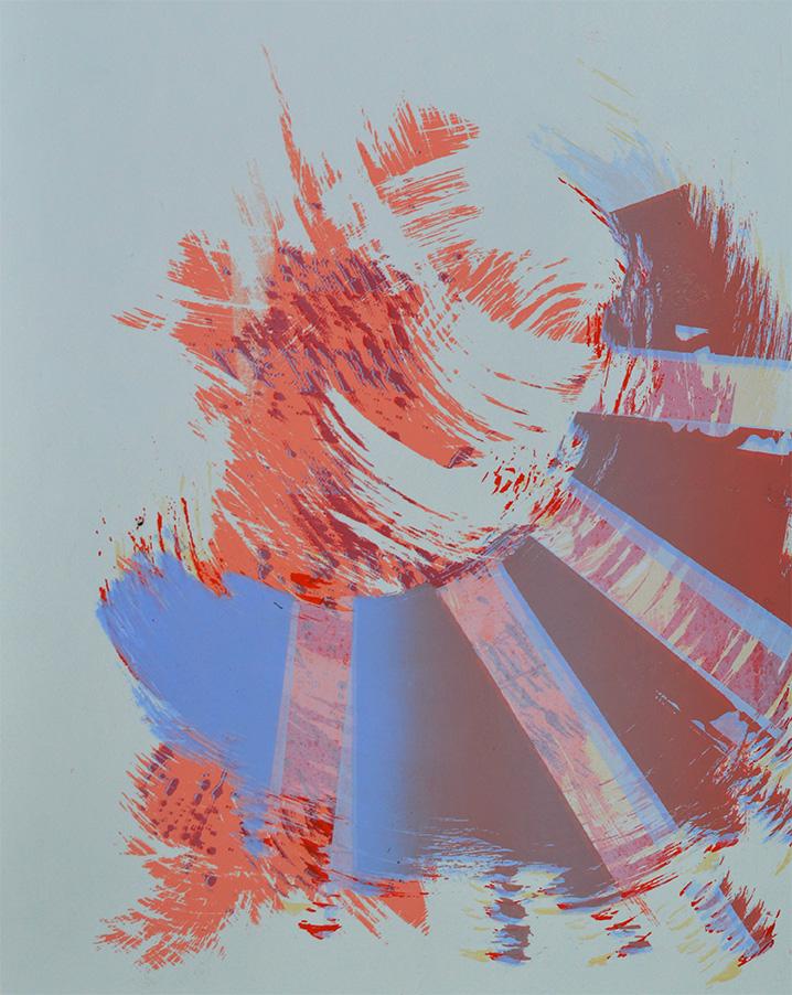 Experimental Screenprinting