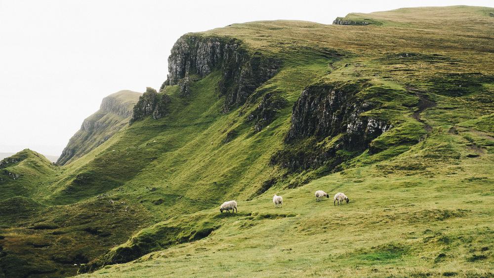 Quiraing, Isle of Skye, Scotland