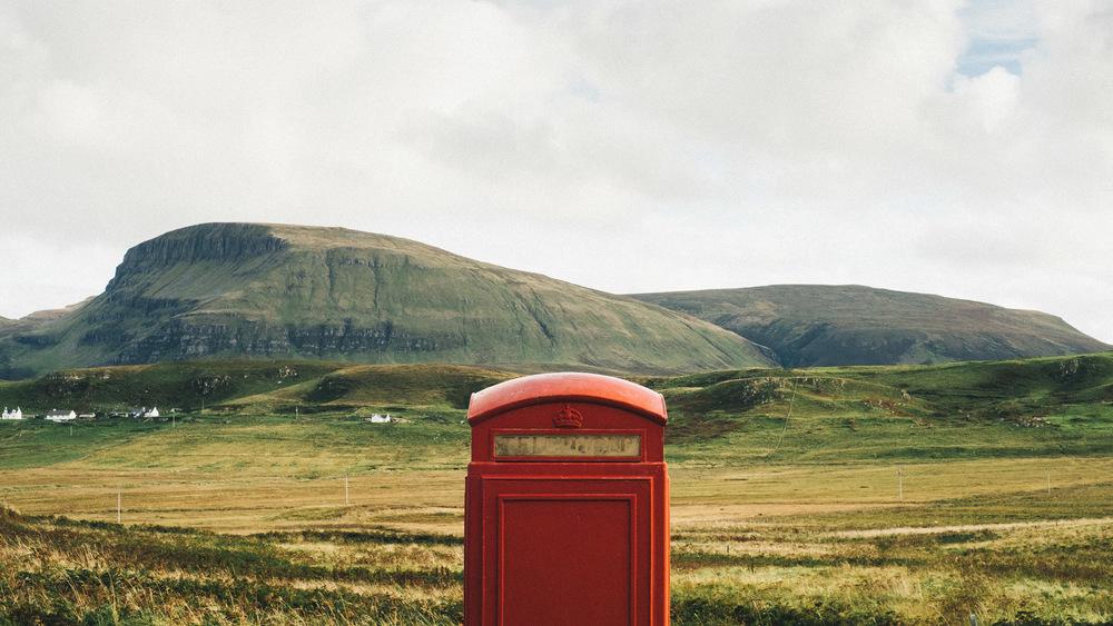 Balmaqueen, Isle of Skye, Scotland