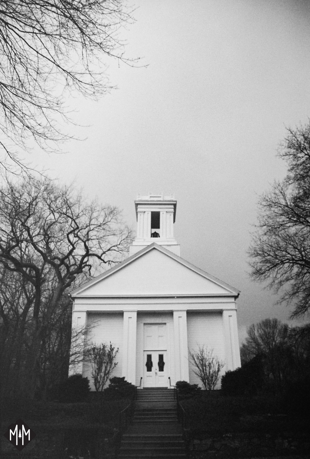 """Take me to Church"" 11/12/15 - This was one of my first posts starting the all B&W for a year"