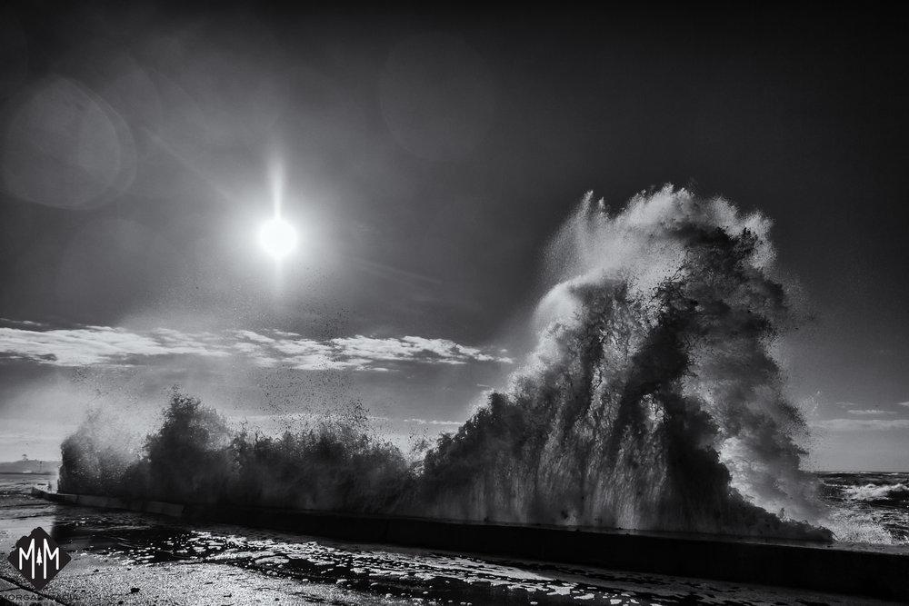 """""""Poseidon's Wrath 2"""" 4/8/16"""