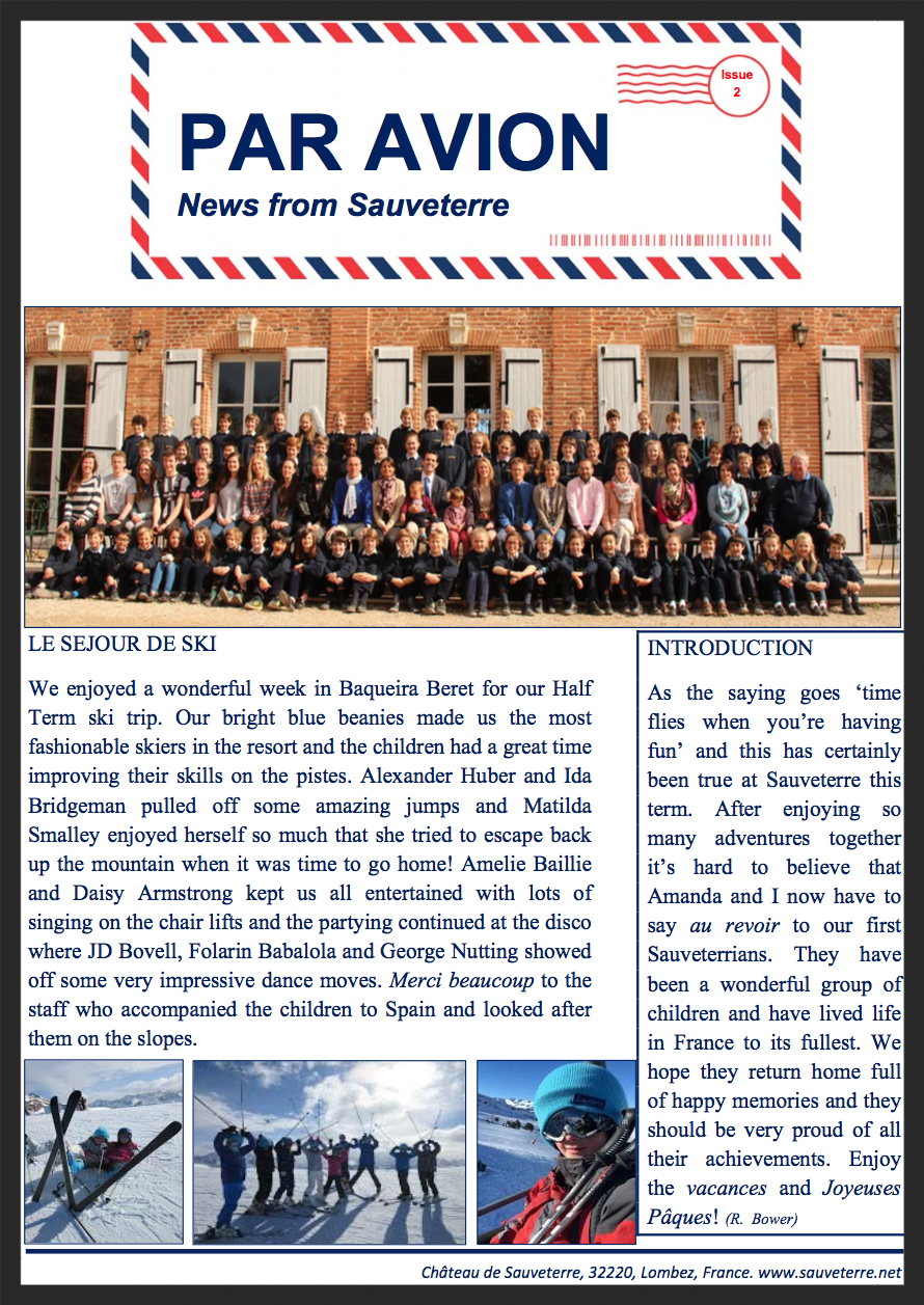 Issue No.2 (March 2015)