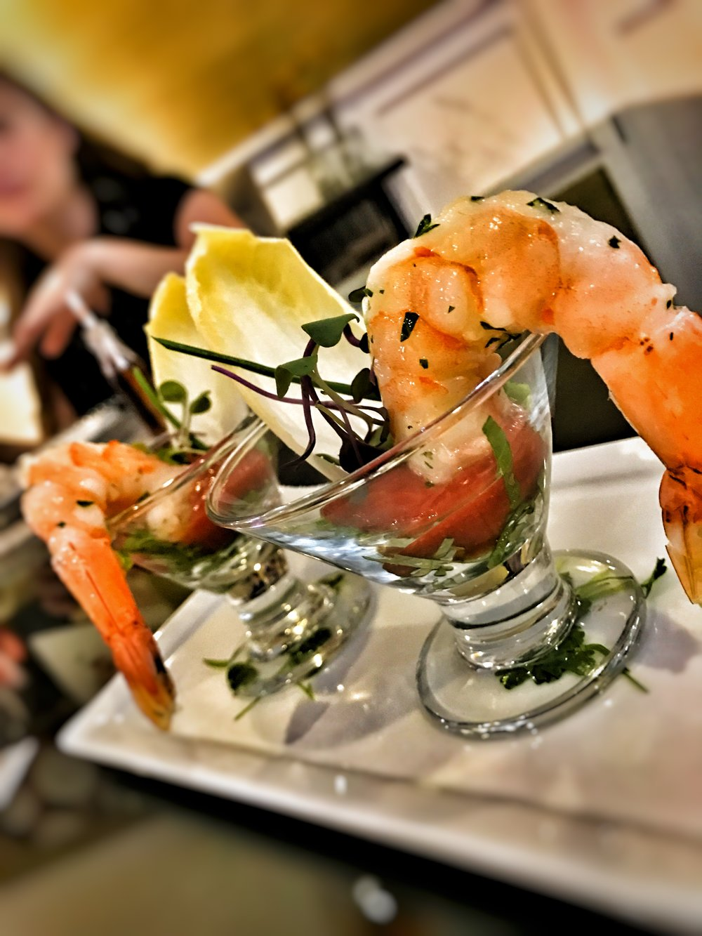 INDIVIDUAL SHRIMP COCKTAIL