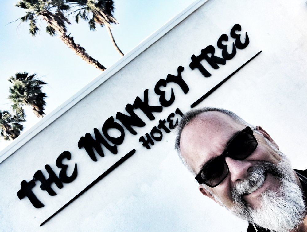 The Monkey Tree Hotel  - Host of the latest wedding industry mixer for Greater Palm Springs Wedding Association.