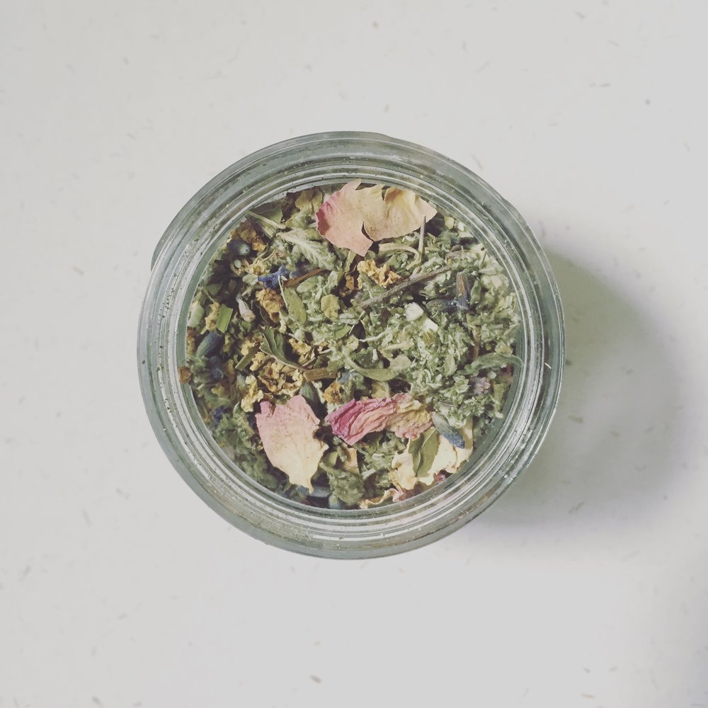 Spring Rites Smoking + Incense Blend