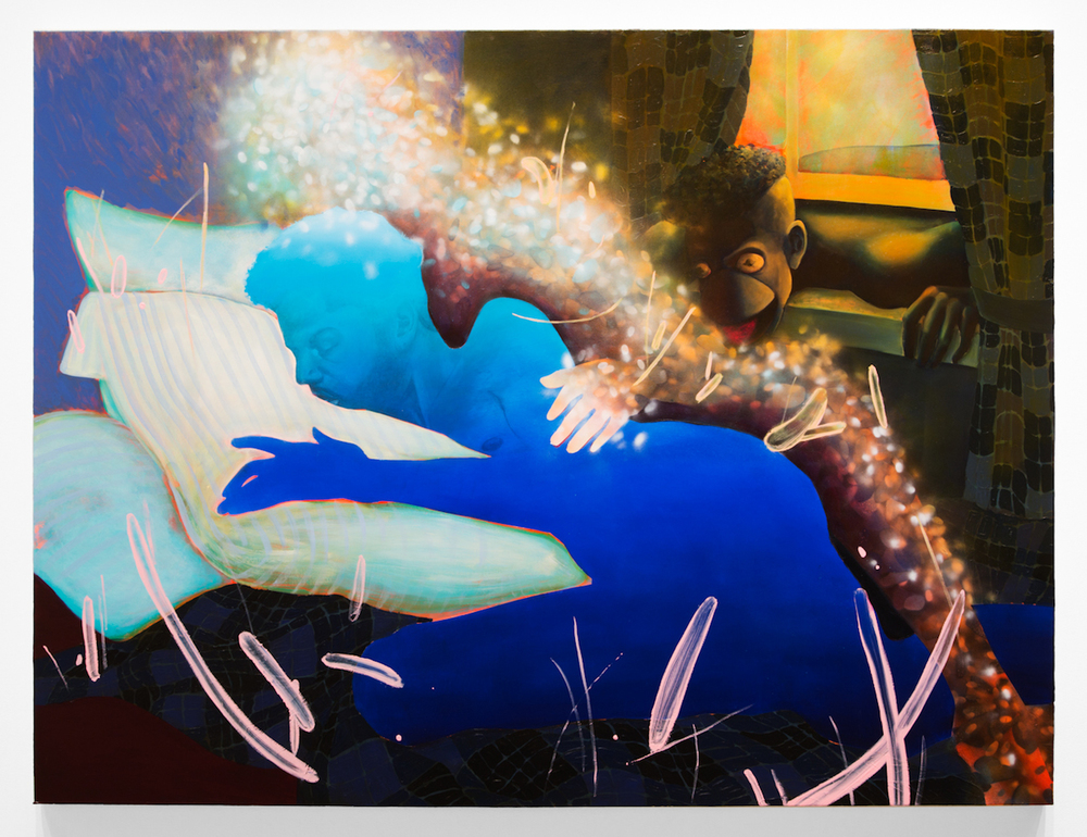 The Dreamer The Dream and The Dreamt,  Devan Shimoyama